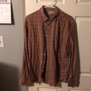 Faherty Brand Men's Ventura Slim Fit LS Shirt L